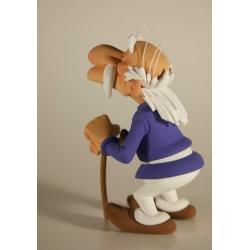 Figura de colección Fariboles Astérix Edadepiédrix (Agecanonix) - AGE (2016)