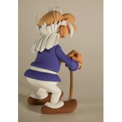 Collectible Figurine Fariboles: Asterix Geriatrix (Agecanonix) - AGE (2016)