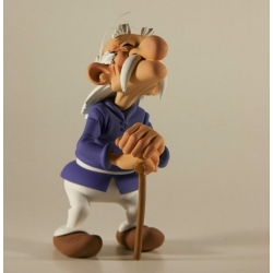 Figurine de collection Fariboles Astérix Agecanonix - AGE (2016)