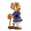 Collectible figurine Fariboles Asterix, Geriatrix AGE (2016)