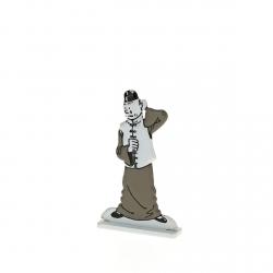 Figurine en métal de collection Tintin en Chine 29239 (2014)