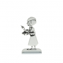 Collectible metal figure Tintin in a turban 29238 (2014)