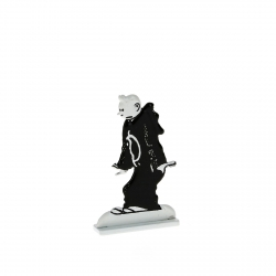 Collectible metal figure Tintin in toga 29237 (2014)
