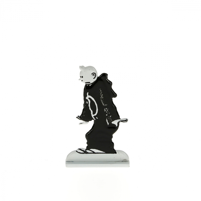 Figurine en métal de collection Tintin en toge 29237 (2014)