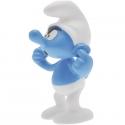 Figurine de collection Plastoy Schtroumpf se bouchant les oreilles 00161 (2015)