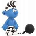 Collectible Figure Plastoy The Prisioner Smurf 00164 (2015)