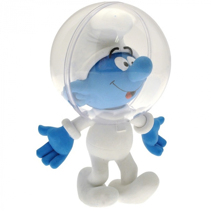 Collectible Figure Plastoy The Smurfs CosmoSmurf 00165 (2015)
