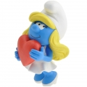 Collectible Figure Plastoy The Smurfs Smurfette in love 00174 (2015)