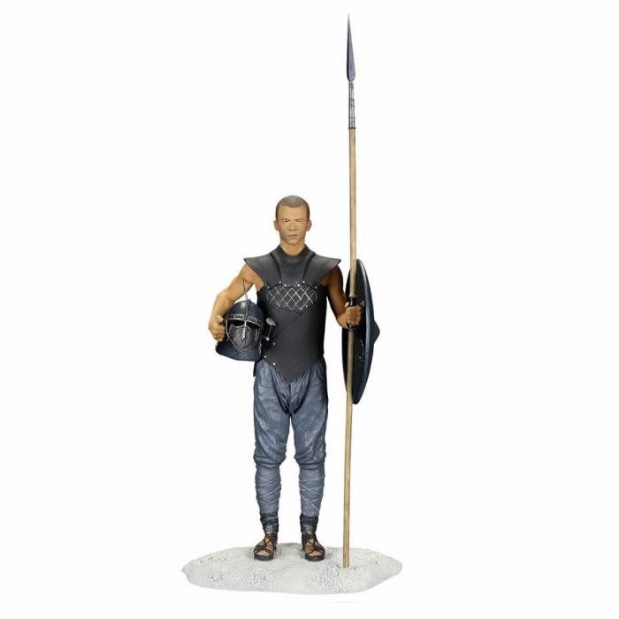 Figura de colección Dark Horse Game of Thrones: Gusano Gris (Grey Worm)