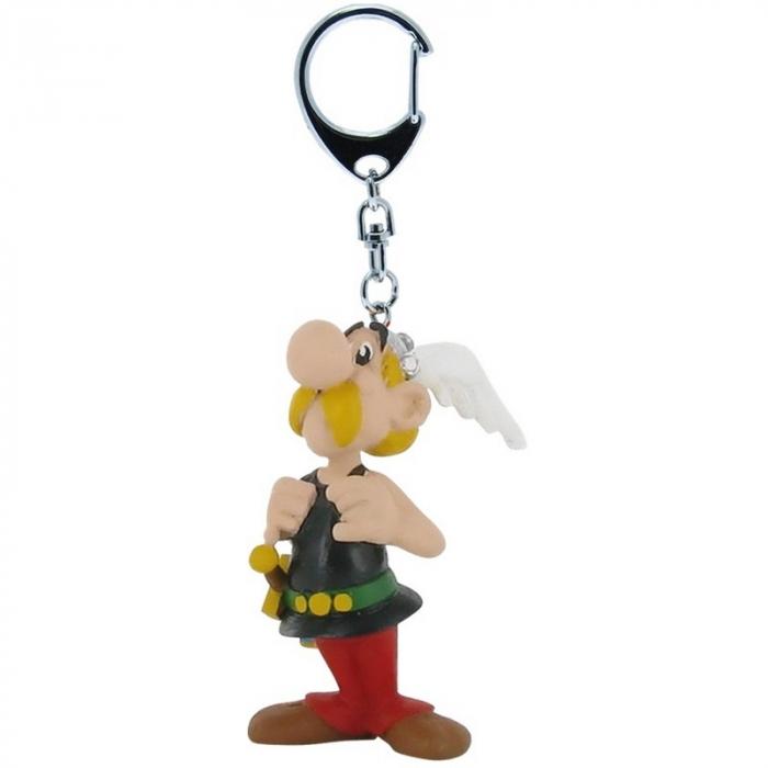 Porte-clés figurine Plastoy Astérix Fier 60419 (2016)