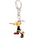 Porte-clés figurine Plastoy Astérix dégainant son glaive 62300 (2015)