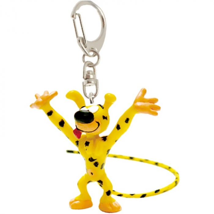 Keychain figure Plastoy The Marsupilami Happy 62330 (2015)