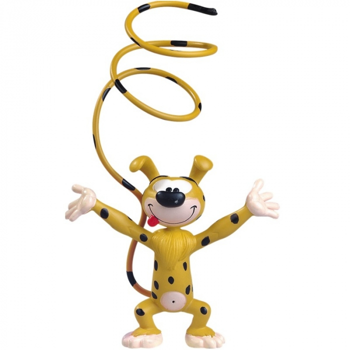 Figurine de collection Plastoy Le Marsupilami content 65020 (2015)