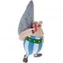 Figurine de collection Plastoy Astérix Obélix portant un menhir 60527 (2016)