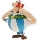 Figurine de collection Plastoy Astérix Obélix tenant son pantalon 60559 (2016)