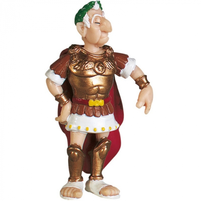 Figurine de collection Plastoy Astérix Jules César 60512 (2015)