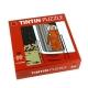 Tintin puzzle The Rocket Door with poster 30x30cm 81542 (2015)