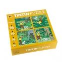 Puzzle Tintín en la jungla Los cigarros del faraón 81540 (2015)