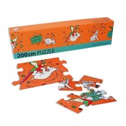 Puzzle Tintin Milou et le perroquet 200x15cm 81536 (2013)