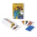 54 French Playing cards Tintin: Tintin Family (51033)