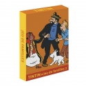 French Playing cards Tintin: Tintin Family Games 2 (51040P)