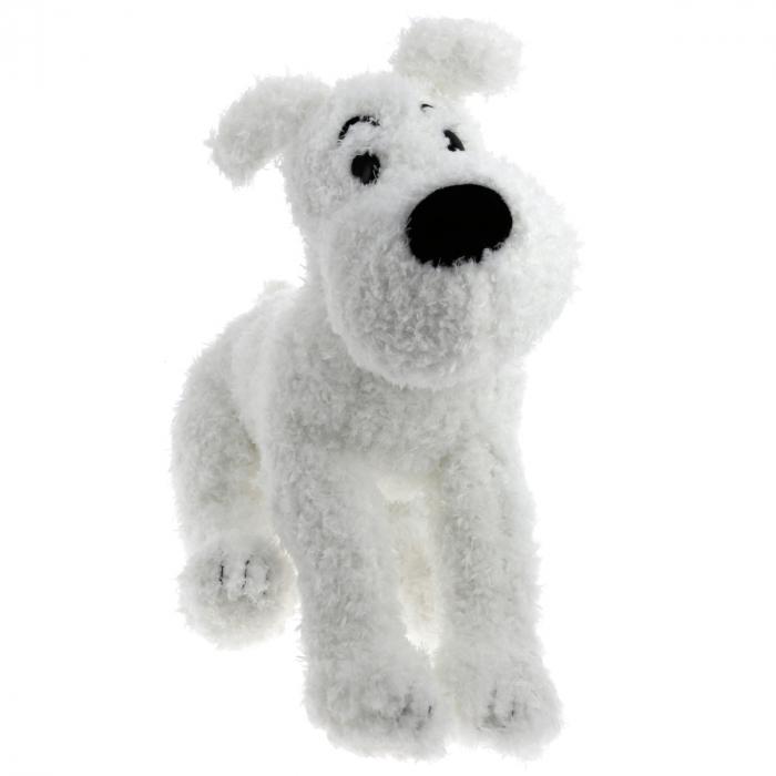 Soft Cuddly Toy Tintin: Snowy 37cm 35132 (2015)