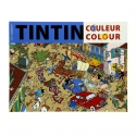 Colouring Book The Adventures of Tintin V2 24348 (2016)