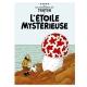 Poster Moulinsart Album de Tintin: L'étoile mystérieuse 22090 (70x50cm)