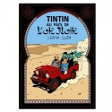 Postcard Tintin Album: Land of Black Gold 30083 (10x15cm)
