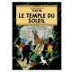 Postcard Tintin Album: Prisoners of the Sun 30082 (15x10cm)