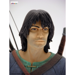 Collectible Bust Figure Statue Attakus: Thorgal Aegirsson B415 (2009)