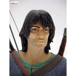 Figura busto de colección Attakus Thorgal Aegirsson B415 (2009)