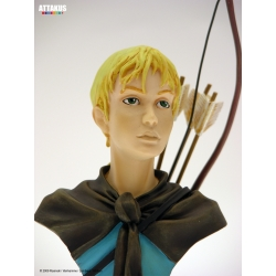 Collectible Bust Figure Statue Attakus: Thorgal  Jolan Thorgalsson B418 (2009)