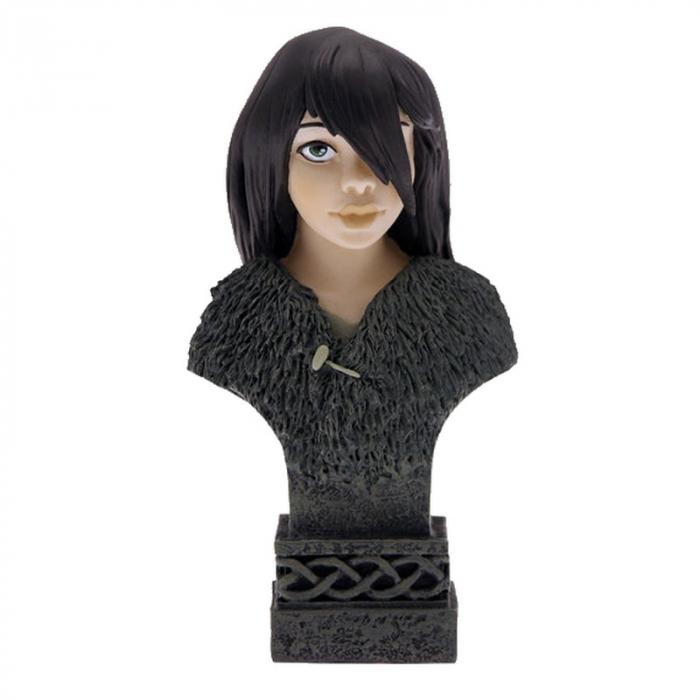 Figura busto de colección Attakus Thorgal Loba (Louve) B419 (2009)