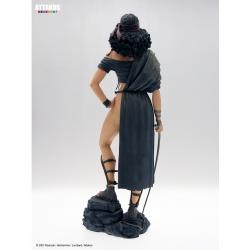 Statue figurine de collection Attakus Thorgal Kriss de Valnor C772 (2007)