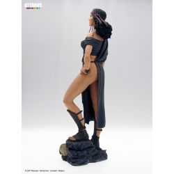 Collectible Figure Statue Attakus: Thorgal Kriss de Valnor C772 (2007)