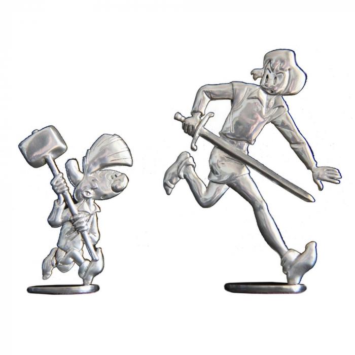 Figura de colección Les étains de Virginie Johan y Pirluit (2016)