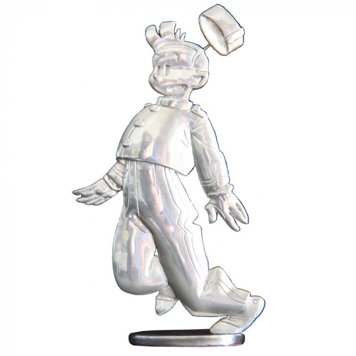 Figura de colección Les étains de Virginie El Spirou de Chaland (2016)