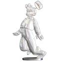 Figurine de collection Les étains de Virginie Le Spirou de Chaland (2016)