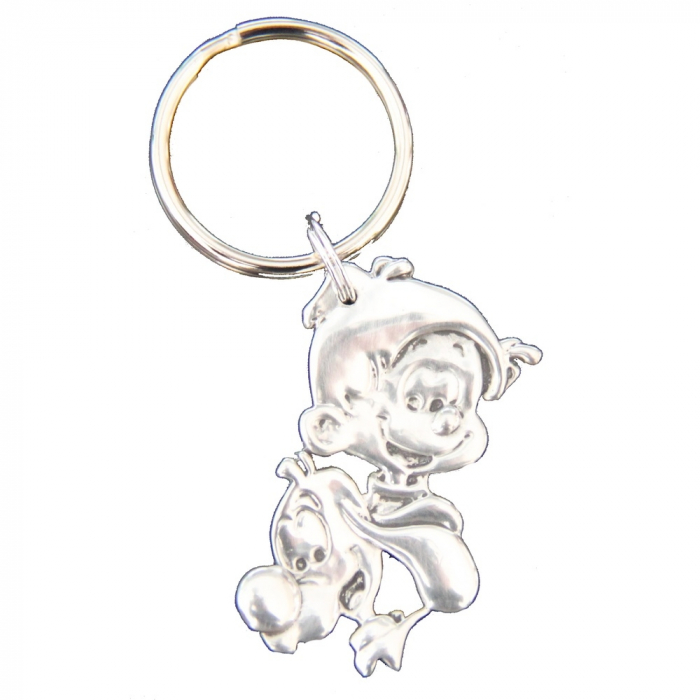 Collectible Keychain Figure Les étains de Virginie Billy and Buddy (2005)