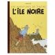 Album de Tintin: L'île noire Edition fac-similé couleurs 1943