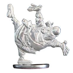 Figura de colección Les étains de Virginie El agente 212 (2007)