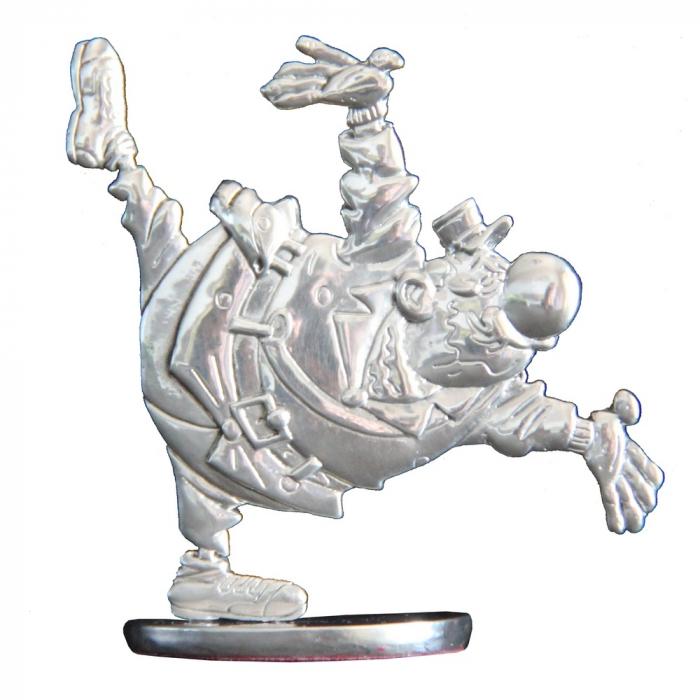 Figurine de collection Les étains de Virginie L'agent 212 (2007)