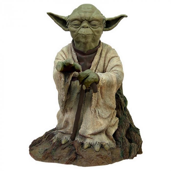 Limited Collection Statue Star Wars: Yoda Attakus 53cm - SW201 (2011)