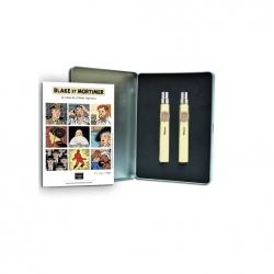 Eau de parfum Box Set Blake and Mortimer Vétyver 0000008 (2x15ml)