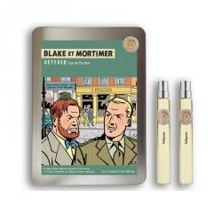 Cofre Aguas de Perfume Blake y Mortimer Vétyver 0000008 (2x15ml)