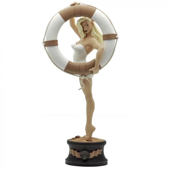 Estatua de colección Attakus Pin-up Vicki Riviera de Olivier Vatine C644 (2016)