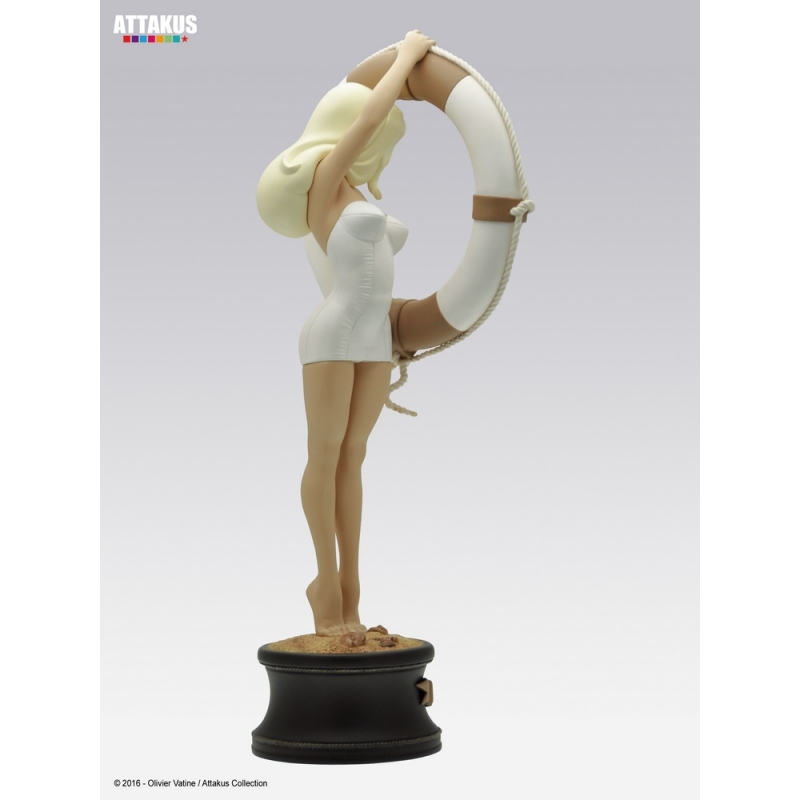 Pin-up Collectible Statue Attakus Vicki Riviera by Olivier Vatine ...