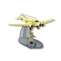 Figurine de collection Tintin L'avion de la Sabena 00-AGY Nº34 29554 (2016)