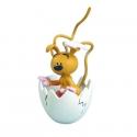 Figurine de collection Plastoy Le bébé Marsupilami dans l'oeuf 65026 (2015)